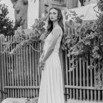 שמלת כלה קלאסית יד שניה 25